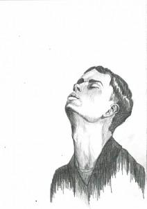 Zeichnung mit Graphit