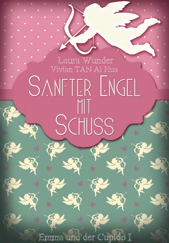 Cover des ersten Bands um Emma und ihrem Cupido